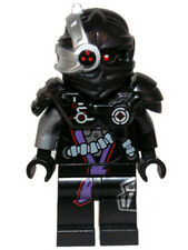 LEGO 70725 - NINJAGO - General Cryptor - Mini Fig / Mini Figure
