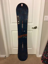Burton Ripcord 56 156Wcm Wide Mens Snowboard Snow Board NEW in Plastic