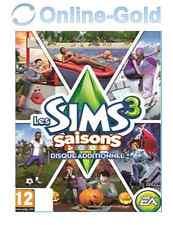 Les Sims 3 - Saisons (extension) Clé - EA Origin Carte - PC Jeu - FR