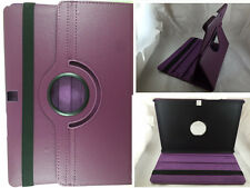 "COVER CUSTODIA TABLET BQ AQUARIS M10 10"" GIREVOLE 360º COLORE VIOLA"