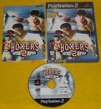 VICTORIOUS BOXERS 2 FIGHTING SPIRIT Ps2 Versione Ufficiale Italiana »»» COMPLETO