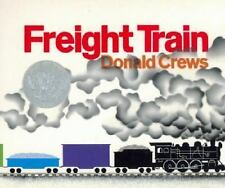 Freight Train Board Book Caldecott Collection