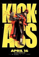 POSTER KICK ASS COMIC NICOLAS CAGE COMICS THE MOVIE #5