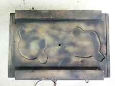 Muskrat Floats 12 1/2 X 19 Double 1 1/2  Trap Trapping Traps Muskrat Mink Fur