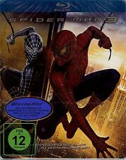 Spider-Man 3 Limited 2-Disc Edition SteelBook (Region A, B & C German Import) BD