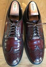 Stuart McGuire Shell Cordovan 10D Rare Item Perfect Condition Horween No. 8