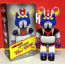 Medicom Be@rbrick 2015 Series 30 400% Secret Robo UFO Grendizer Bearbrick 1pc