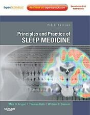 Principles and Practice of Sleep Medicine: Expert Consult - Online and Print 5e