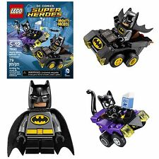 Lego Batman Catwoman Building Toys For Kids Construction Games Big Legos Craft