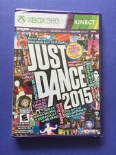 Just Dance 2015  Xbox 360 NEW
