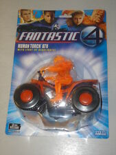 FANTASTIC FOUR HUMAN TORCH ATV ELECTRONIC TOY SEALED