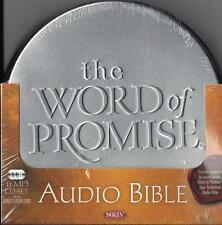 NEW - The Word of Promise: Complete Audio Bible MP3-CD by Thomas Nelson