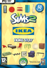 The Sims 2 IKEA Home Stuff Expansion Pack PC CD ROM / Windows