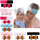 New 2PCS / Set Women Baby Elastic Hair Band Headwear Headband Accessories