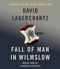 Fall of Man in Wilmslow by David Lagercrantz  CD, Unabridged Unopened
