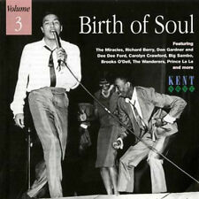 "BIRTH OF SOUL VOL. 3  ""MIRACLES, DIPLOMATS, DON GARDNER, WANDERERS"" 28 TRACKS"