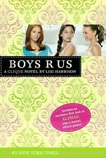 Boys R Us (The Clique #11), Harrison, Lisi, Good Book