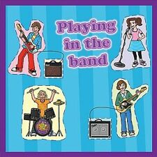 Playing in the Band 2012 by Little Rockers Band Ex-library