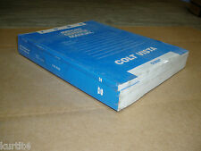 1988 Dodge Plymouth Colt Vista shop service dealer repair manual SHRINK WRAPPED