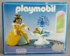 RARE 1998 PLAYMOBIL 3033 MAGIC FOUNTAIN AND PRINCESS FAIRYTALE NEW MISB !