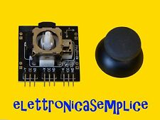 scheda modulo joystick analogico X-Y con pulsante arduino (B50)