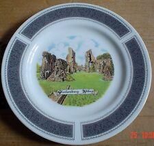 Goodlife Neal Collectors Plate GLASTONBURY ABBEY