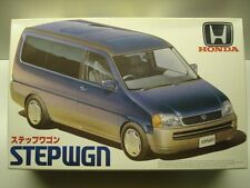 Fujimi 1:24 Scale Honda STEPWGN 4WD Model Kit - New - # 1200*1/24*03419
