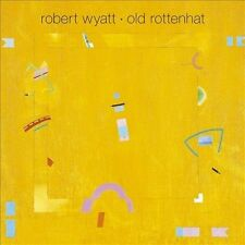 Robert Wyatt Old Rottenhat + CD limited Reissue vinyl LP NEW sealed