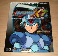 Megaman X 7 - Official Strategy Guide Spieleberater Strategie Mega Man X 7