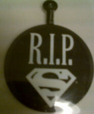 SUPERMAN R.I.P.  POCKETCLIP