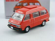 Toyota townace Wagon 1800 rojo, Tomica Tomytec Limited vintage neo lv-n104b,1/64