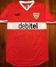 Puma VFB Stuttgart Away 2003-2004 Soccer Jersey Men's M Germany