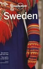Travel Guide Ser.: Sweden by Lonely Planet Publications Staff (2015, Paperback)