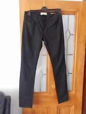Ladies Black Kourtney Kardashian Jeans Size 16
