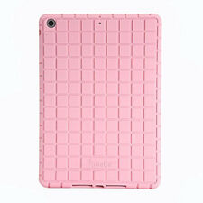 Poetic GraphGrip [GRIP] Silicone Case For iPad 9.7(2017)/ iPad Air PINK