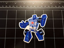 Transformers G1 Beachcomber box art vinyl decal sticker Autobot toy 80s 1980's