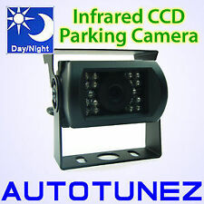 IR CCD Reverse Parking Camera Car Caravan Truck 24V/12V Heavy Duty Reversing OZ