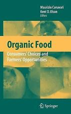NEW - Organic Food: Consumers' Choices and Farmers' Opportunities