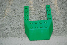 Lego 6 x 8 Wedge Cutout HTF 7124 Flash Speeder Part 32084