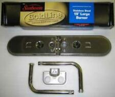 "BBQ Gas SUNBEAM Grill Replacement Part 19"" Burner / Tube / Plate / Mount Kit"
