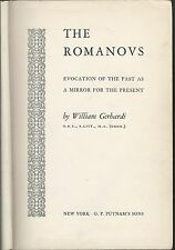 The romanovs evocation of the past as a mirror for the present william gerhardi