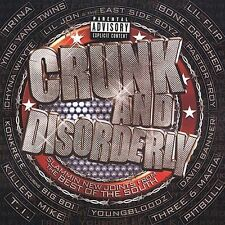 Crunk and Disorderly [PA] by Various Artists (CD, Dec-2003, TVT (Dist.))