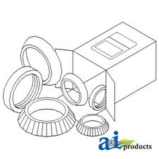 A-WBKMF4 Massey Ferguson Parts WHEEL BEARING KIT , 1100, 1105, 1130, 1135, 1150,