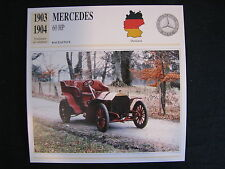 Card 1903 - 1904 Mercedes 60 HP (Nederlands) (CC)