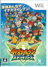 USED Inazuma Eleven Strikers Japan Import Nintendo Wii