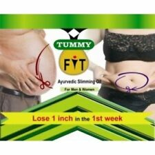 Tummy Stomach Fit Herbal Oil Gel As Seen Tv Slim Weight Loss Gift Fat Burner