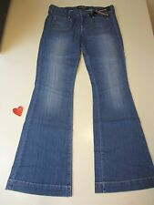 Lucky Brand Women's Charlie Flare Jeans  Size 14/327 Style # 7W11187 Light Blue