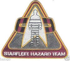 STAR TREK STARFLEET HAZARD TEAM PATCH - STK81