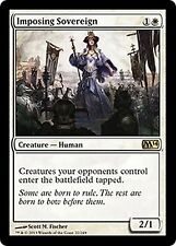 Imposing Sovereign  CHINESE  EX/NM FOREIGN  M14 MTG  CHINESE White Rare