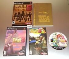 Wild Arms 5 10th Anniversary ☆☆ 100% Complete, VG ☆☆ - PS2 Playstation 2